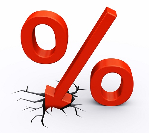 Interest Rates Fall Further