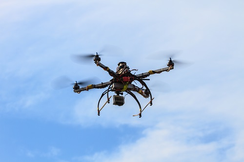 Drones Revolutionise How We Search for a New Home