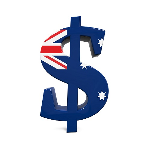 Interest Rate Drop Causes Australian Dollar to Fall
