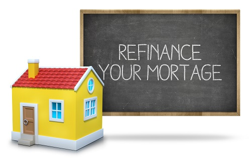 Mortgage Broker on Mortgage Refinance