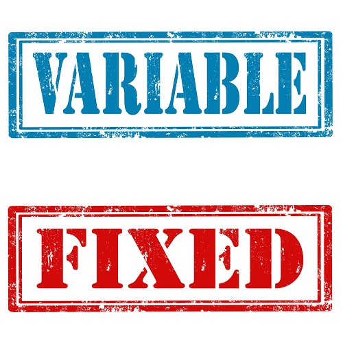 Fixed Rate or Variable Rate Home Loan