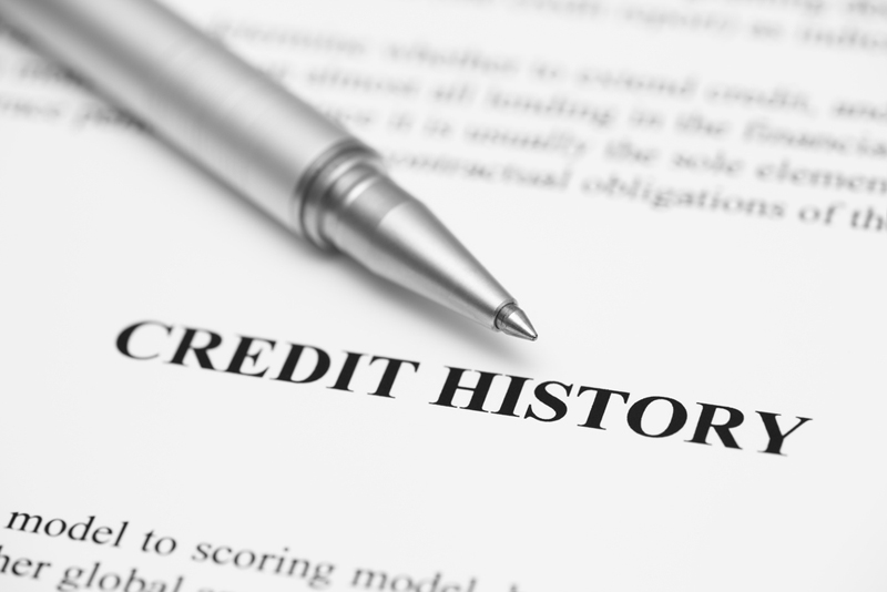 Credit History for Home Loan